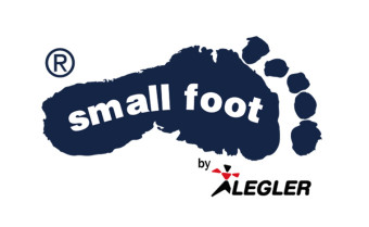 Logo de Small foot de Legler